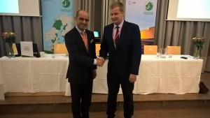 Jari Sainio continues as president of the CPMR Baltic Sea Commisison